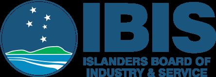 IBIS Logo - Islanders Board of Industry & Service