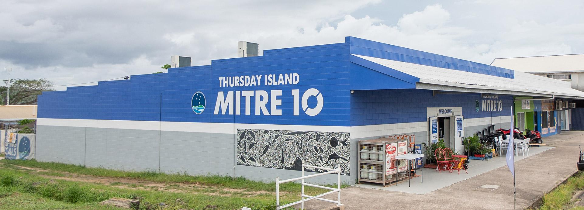 Mitre 10 Thursday Island