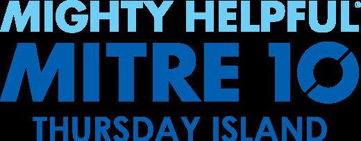 Mitre 10 Logo - Mighty Helpful, Mitre 10 Thursday Island