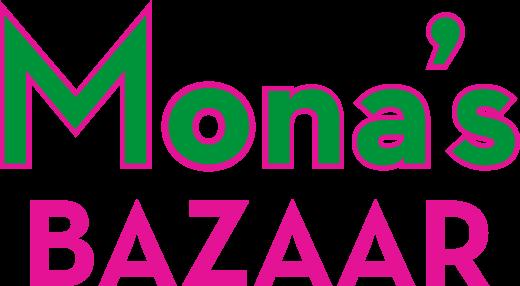 Mona's Bazaar Logo