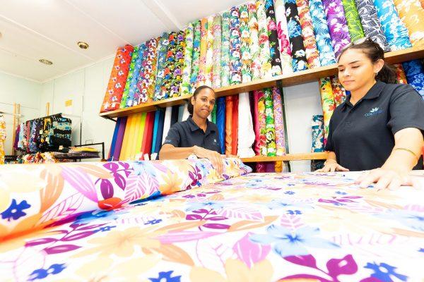 Mona's Bazaar Fabric