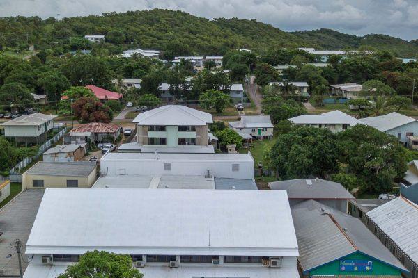 Col Jones Aerial View
